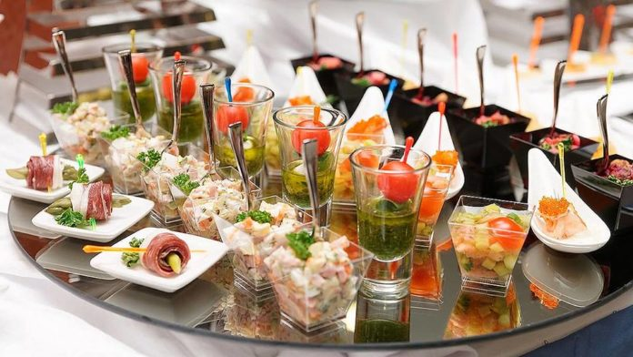 Caterers in Dubai
