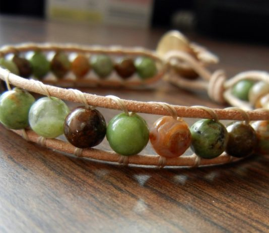 Make Stunning Leather Jewelry with Leather Cord Wholesale