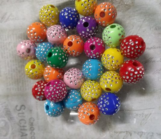 Wholesale Acrylic Beads
