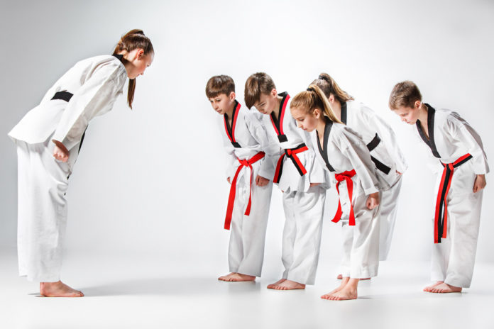 Child Should Start Martial Arts Classes