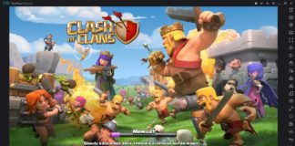 Install Clash of Clans for PC