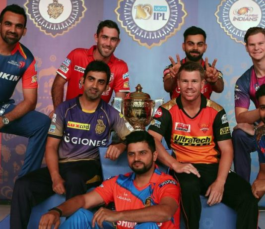 IPL / tournament starts