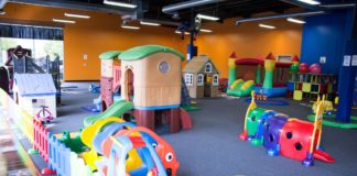 Indoor Playcentre for Kids