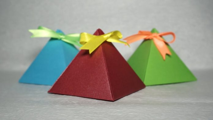 pyramid boxes packaging