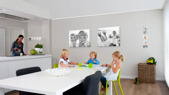 picture hanging systems in London