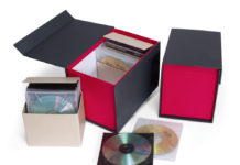 Get DVD Storage Boxes