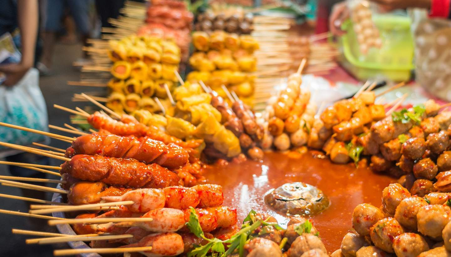 bangkok street food, another best things to do on Bangkok Pattaya tour