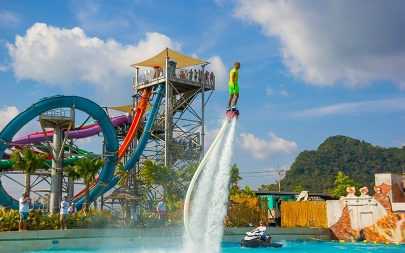 ramayana water park pattaya, another best thing to do on bangkok pattaya holidays
