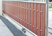 Auto Sliding Gate Kits