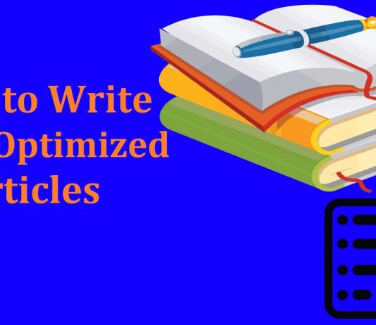 How To Write Effective SEO Articles SEO writing