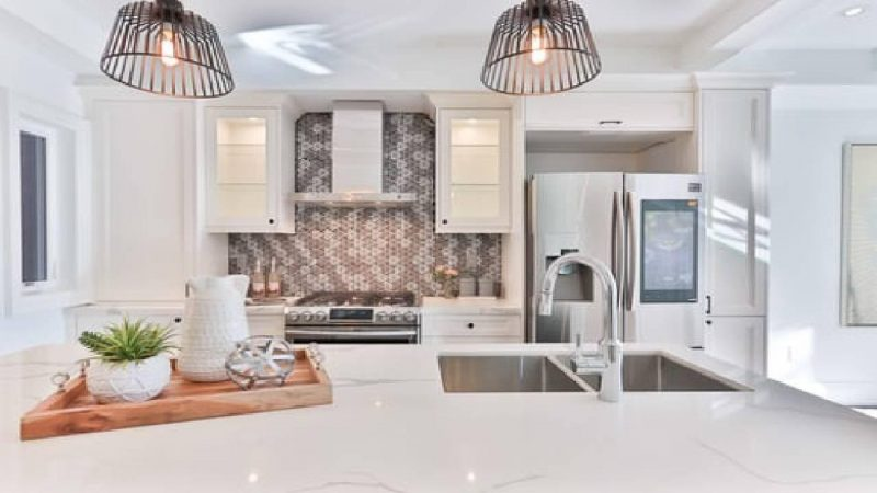 Use Built-in Kitchen Appliances