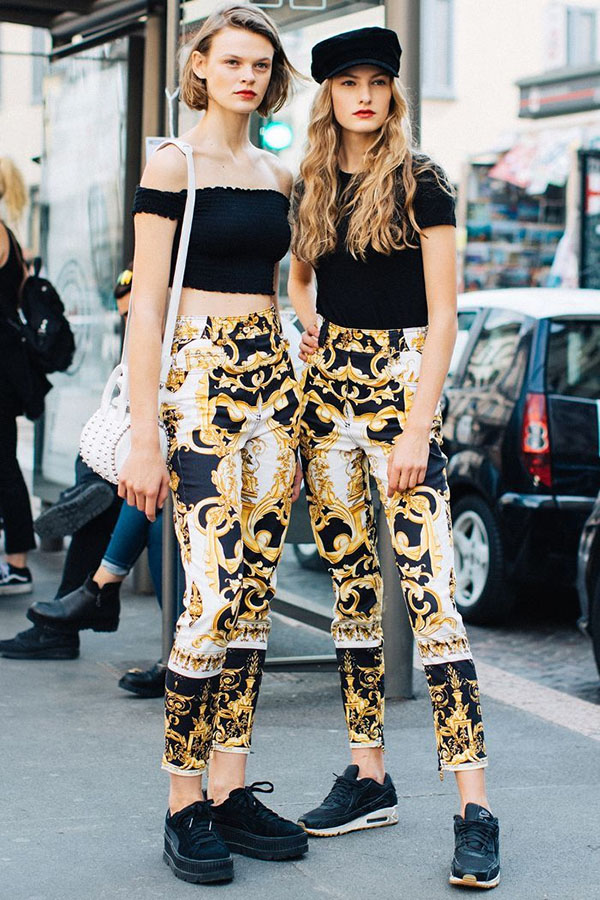 Matching Outfit Ideas for Friends