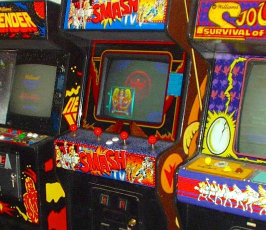 The Funny Bone in Arcade Games