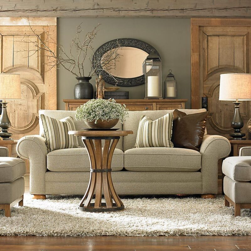 Add Some Comfortable Furniture