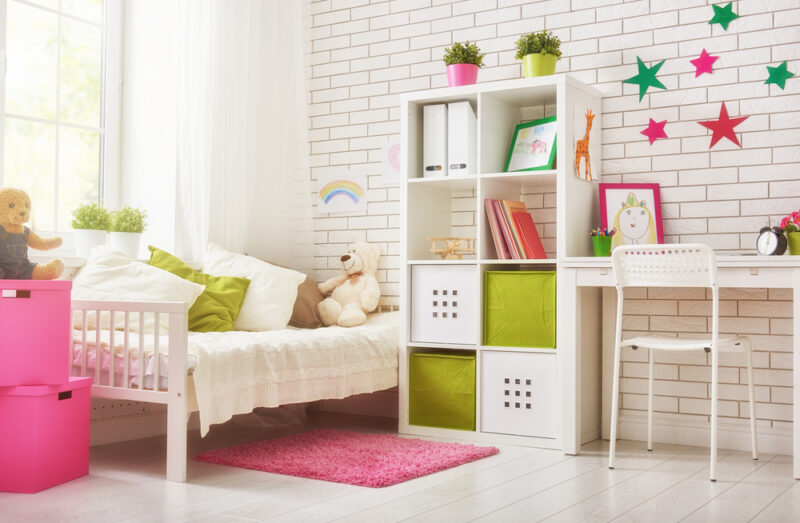 Make Separate Space for Kids