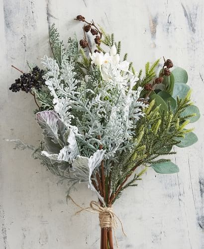 FAUX MIXED FROSTED BUNDLE