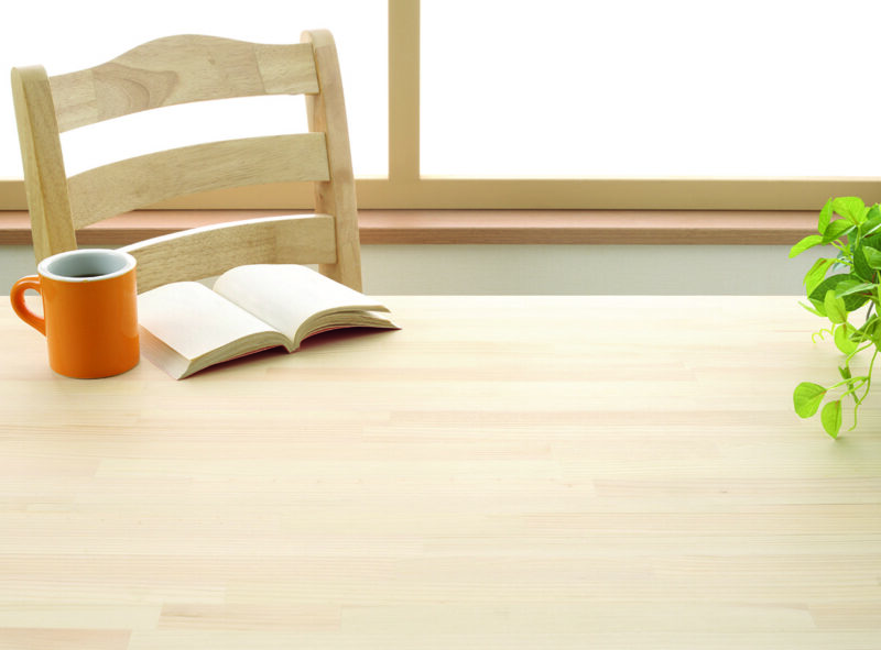 Pale Wooden Touch