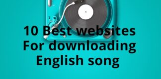 Top 10 Best Websites To Download English Songs