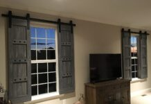 Cheap window shutters